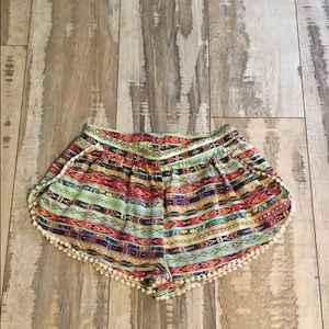 💕Jessica Simpson Swim Cover Up Shorts sz. S💕
